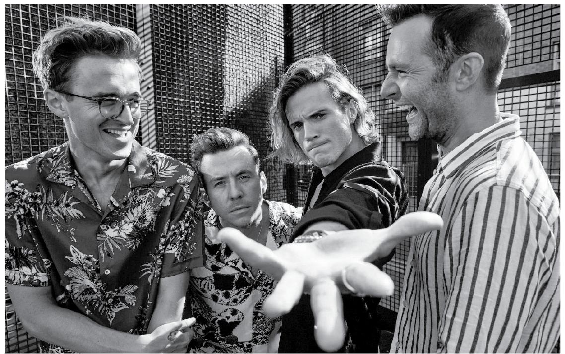 T4F: Empresa divulga datas de vendas e shows do McFly no Brasil além de lineup por dia do Lollapalooza 2020